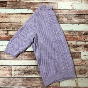Lands' End 3/4 Sleeve Sweater 2X